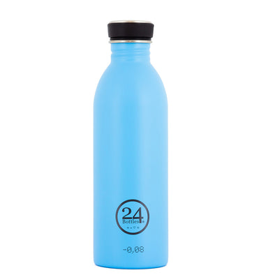 24 Bottles Urban Bottle Lagoon Blue 24B-14