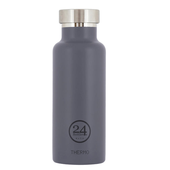 24 Bottles Thermo Bottle Formal Grey 24B-28