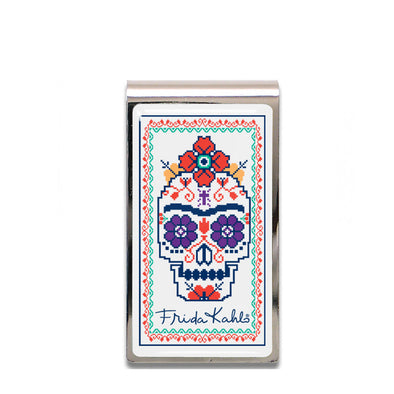 Acme Studio Sugar Skull Money Clip