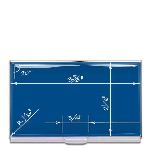 ACME Studio Blueprint Business Card Case CCB01BC