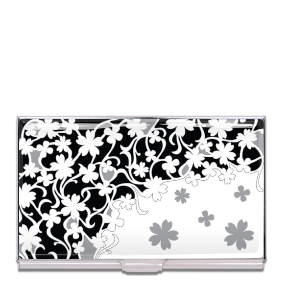 Petal Business Card Case