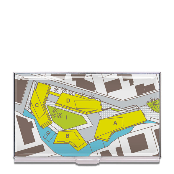 Site Plan Card Case