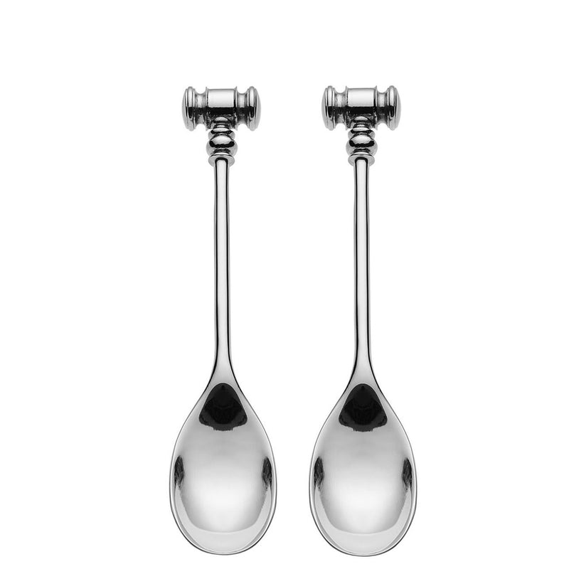 Dressed Egg Spoons