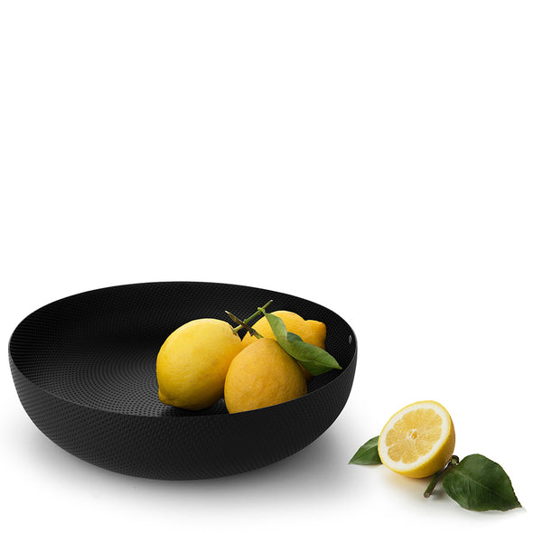 Alessi JM17 Bowl Black