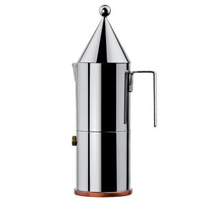 Alessi La Conica Espresso Coffee Maker 90002/6