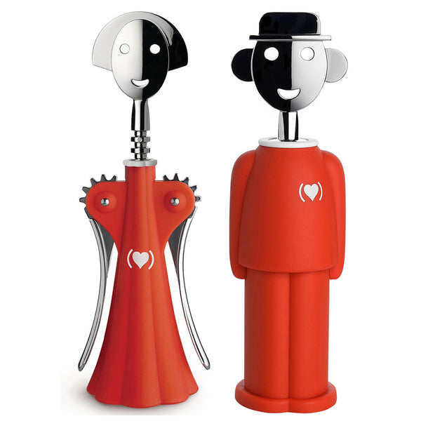 (PRODUCT)RED Anna G. & Alessandro M. Corkscrews