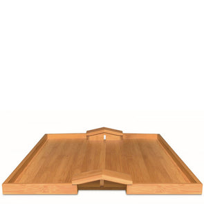 Quattro muri e due case Serving Tray