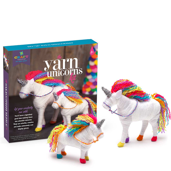 Craft-tastic Yarn Kits