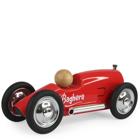 Baghera Mini Metal Roadster Red 413