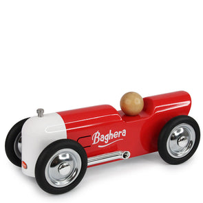 Baghera Mini Metal Thunder Red 402