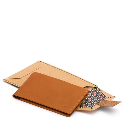 Bellroy Travel Wallet WTRA-Caramel-RFID