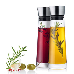 Alinjo Oil & Vinegar Dispenser Set