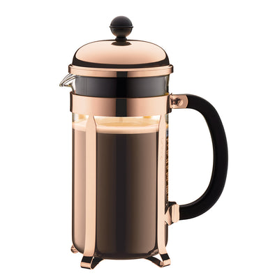 Chambord French Press | Copper & Gold