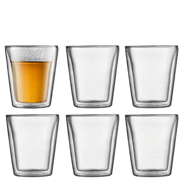 Canteen Double Wall Glasses