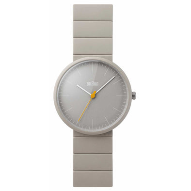 Braun BN017G Ceramic Watch Grey