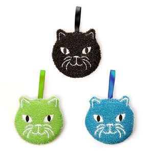 Kitty Scrub Sponge