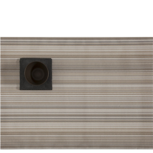 Multi Stripe Placemat | Champagne