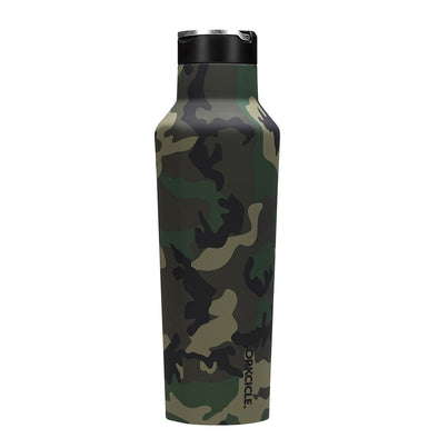 Corkcicle | Woodland Camo Sport Canteen