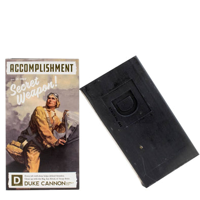 Duke Cannon Soaps