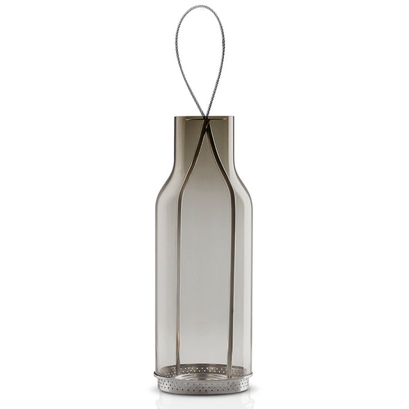 Eva Solo Glass Lantern Smokey Grey 20 cm 571343