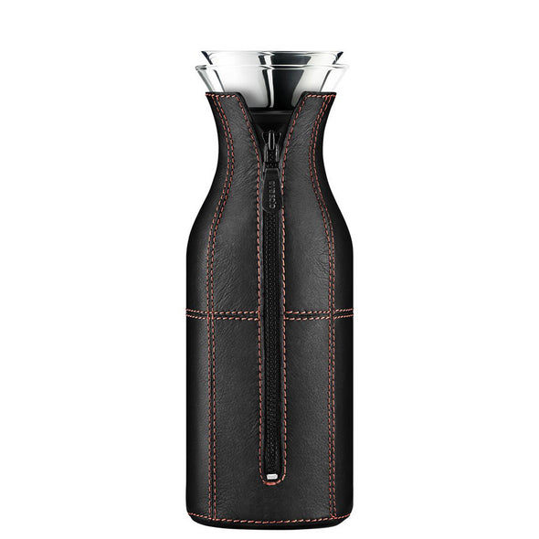 Carafe with Leather Cover