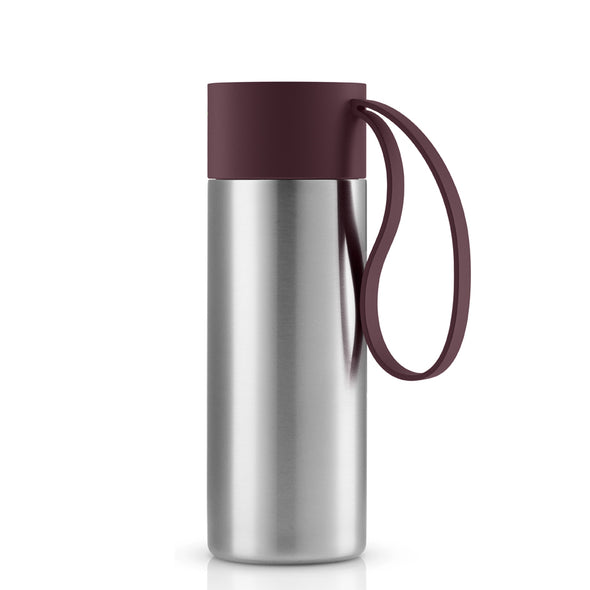 Eva Solo To Go Cup Burgundy 567458
