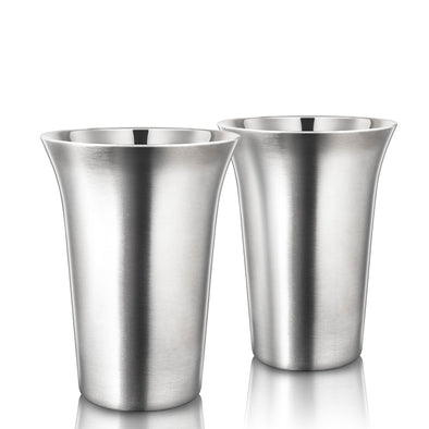 Double Wall Stainless Steel Cups