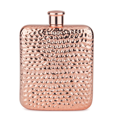 Final Touch Copper Plated Flask FTA1828