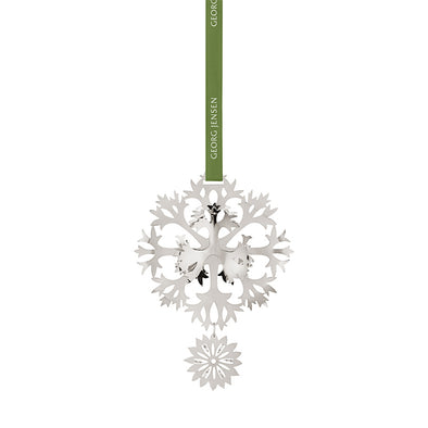 Georg Jensen 2020 Christmas Collectible Mobile Ice Flower