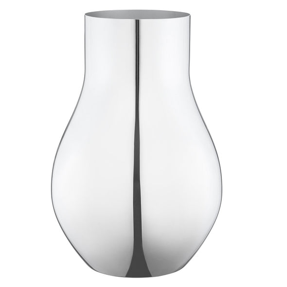 Georg Jensen Cafu stainless vase medium 3586358