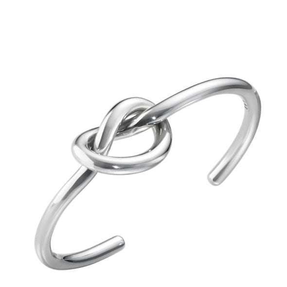Georg Jensen Love Knot Bangle