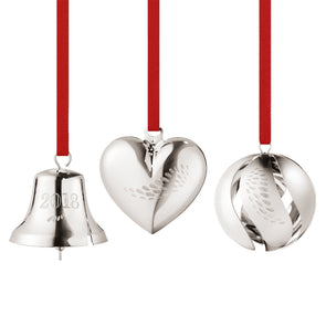 Georg Jensen 2018 Christmas Collectibles | Palladium
