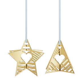 Georg Jensen 2019 Christmas Collectibles Star & Tree