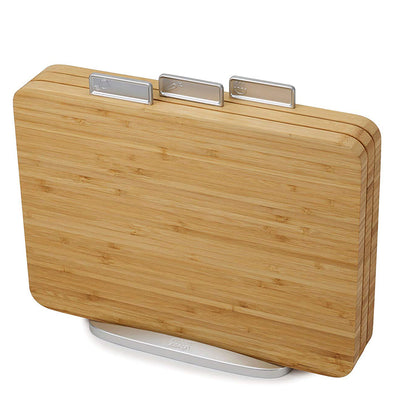Index Bamboo Chopping Board Set