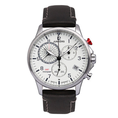 Junkers Watch Worldtimer 6892-5
