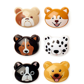 Doggie & Cat Bag Clips