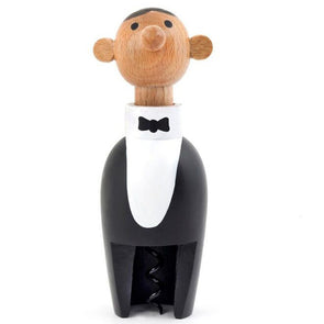 At Your Service Corkscrew and Bottle Stoppers