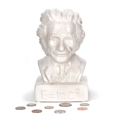Einstein Coin Bank