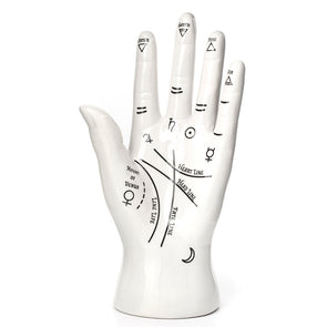 Kikkerland Palm Reader Jewellery Holder JK17