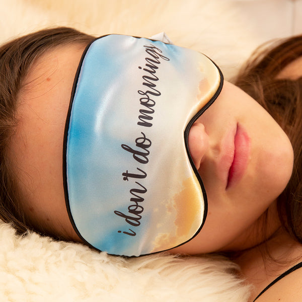 Ultra-Soft Sleep Masks