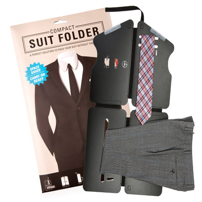 Kikkerland Suit Folder OR89