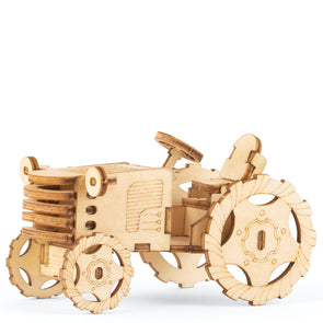 On the Farm 3D Wooden Puzzles