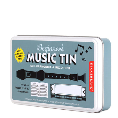 Beginner's Music Tin
