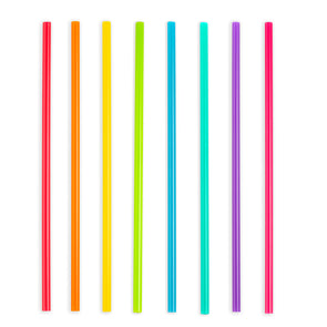 Kikkerland Reusable Straws | 11""