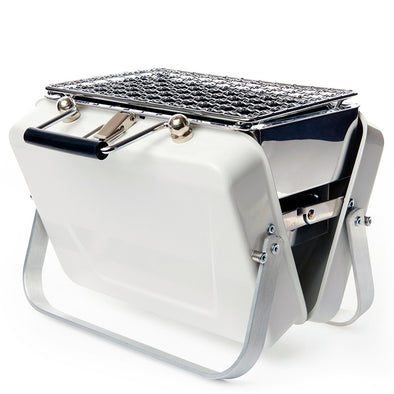 Small Briefcase Barbecue