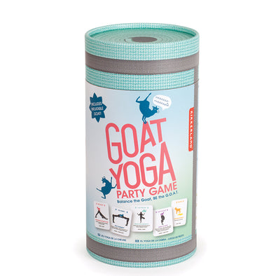 Goat Yoga Party Game