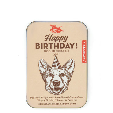 Happy Birthday! Dog Birthday Kit