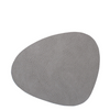 Curve Leather Table Mat | Small