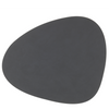 Curve Leather Table Mat | Large