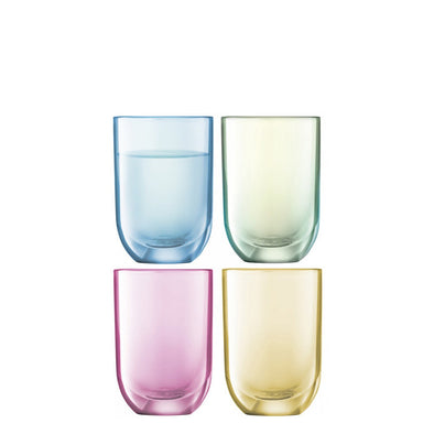LSA International Polka Vodka Glasses LG039-02-294